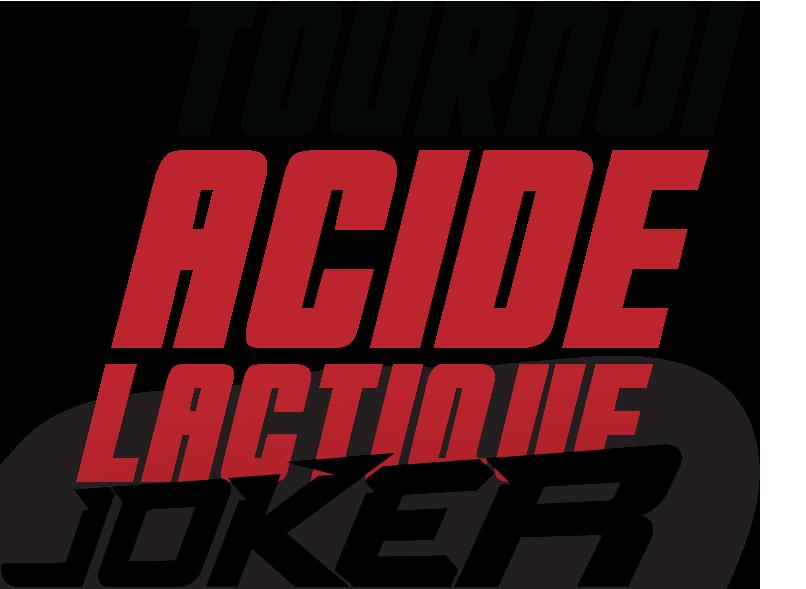 Tournoi Acide Lactique - Logo