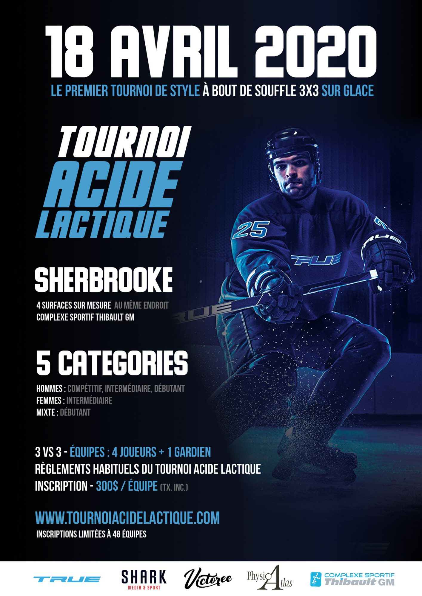 Tournoi Acide Lactique - Ice Challenge
